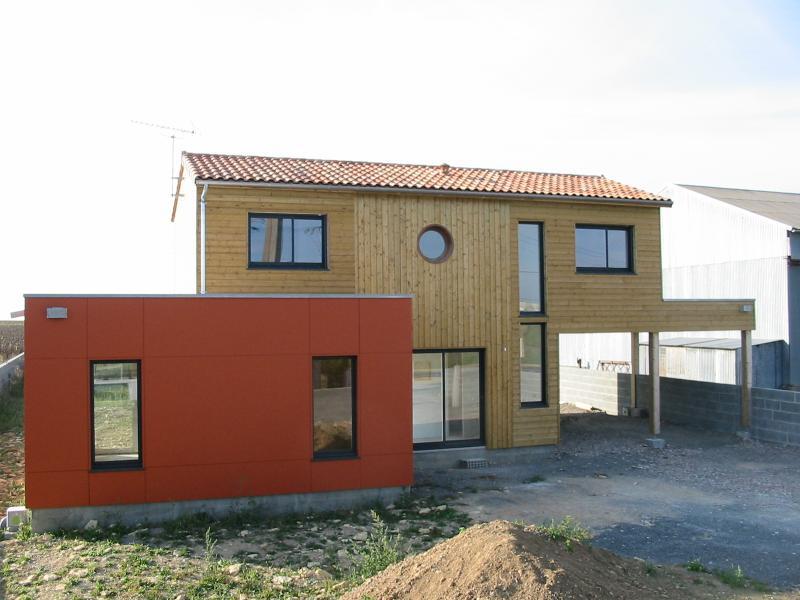 maison bois 79