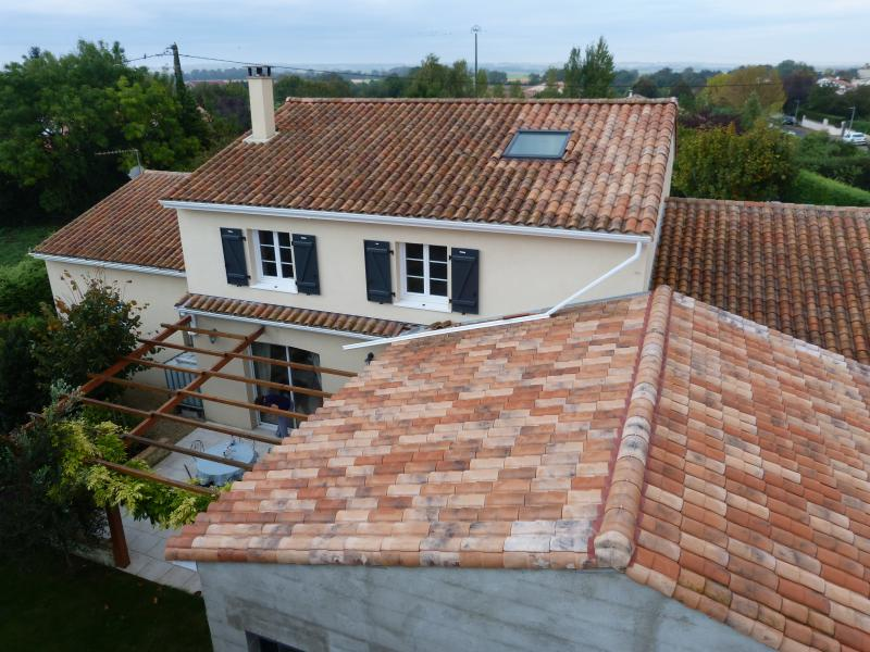 Surélévation de 83 m²